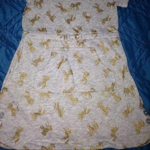 Gymboree Dresses - Toddler girl horse print dress
